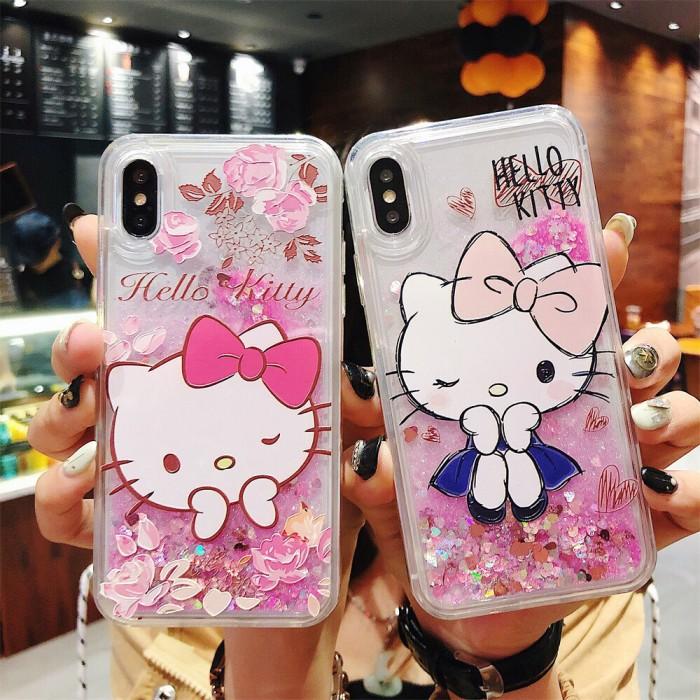 Jual Case Casing Glitter Hello Kitty Iphone X Xs Xsmax Xr 8 8 7 7 6 6 6s Dki Jakarta Unicorn Case Import Tokopedia