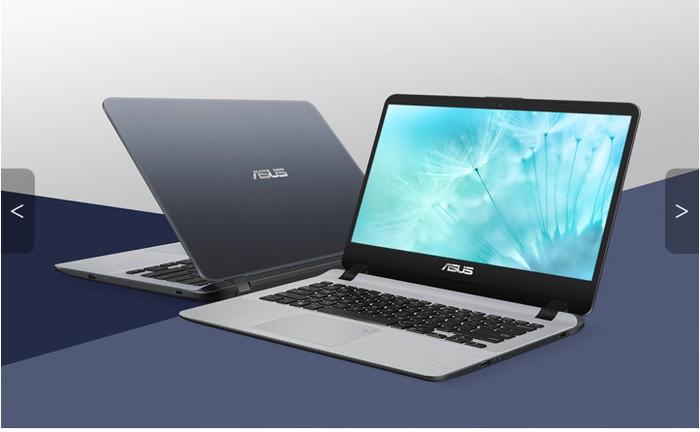 harga Laptop asus a407uf i3-7020/8gb/1tb/14/nvidea mx130 2gb/win10 new slim Tokopedia.com