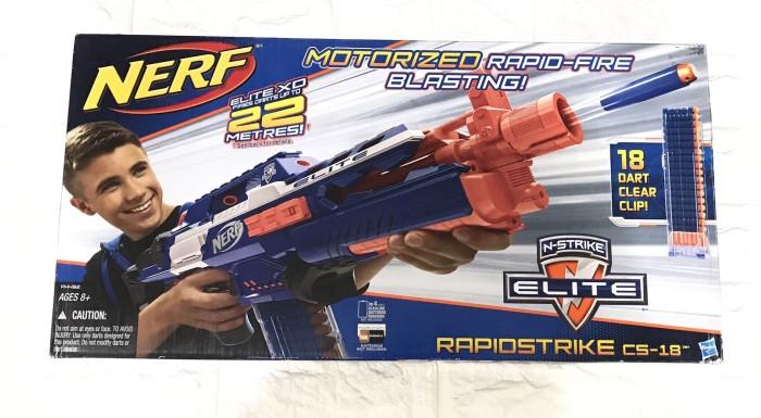 harga Nerf - rapidstrike cs-18 Tokopedia.com