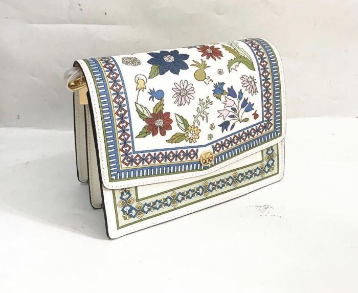 b7a332b8a2b Jual TB Robinson Floral Convertible Shoulder Bag - Branded store.id ...