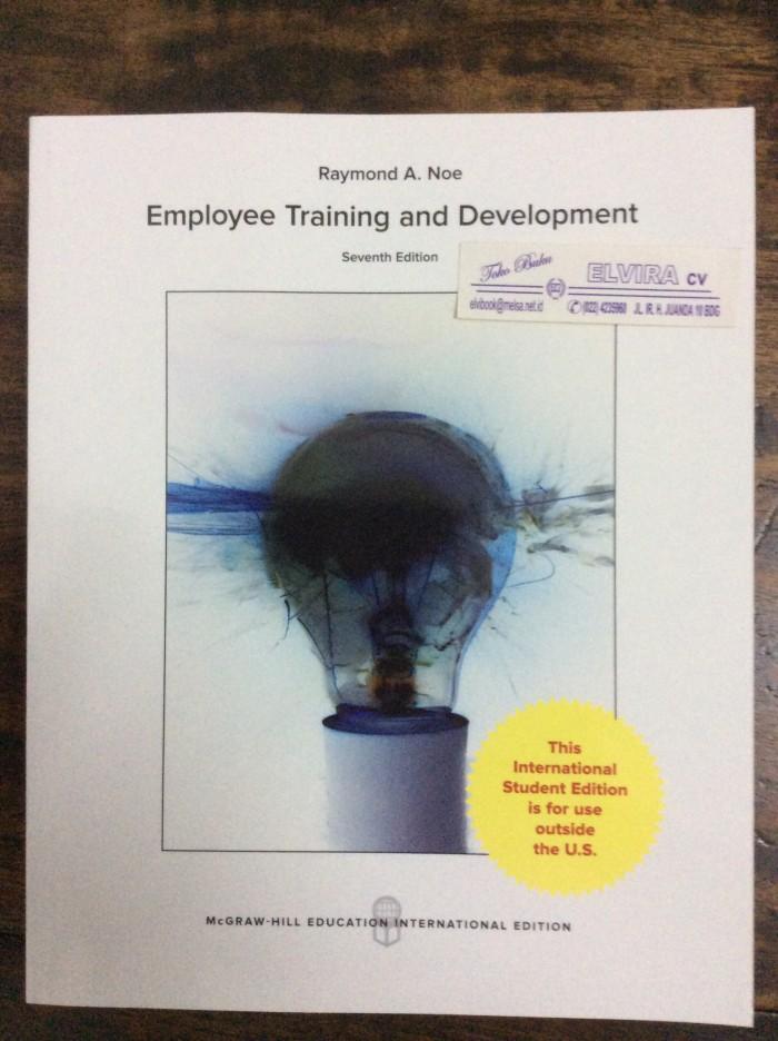 Development book training and employee