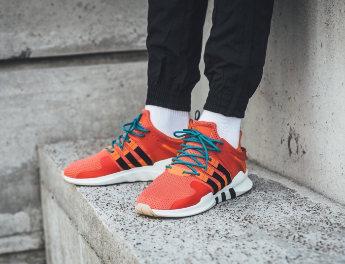 sports shoes a502d 883cf Adidas EQT Support ADV Summer Spice Sneakers Sepatu Jalan Pria