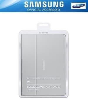 100% ORIGINAL Samsung book cover keyboard TAB S3 9.7