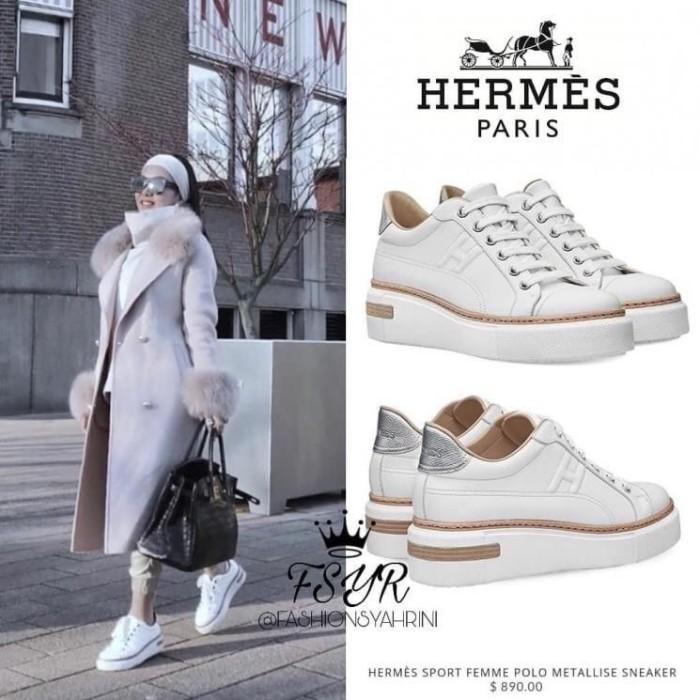 Jual Sepatu Hermes Syahrini Kota Batam Butikzhasmine Tokopedia