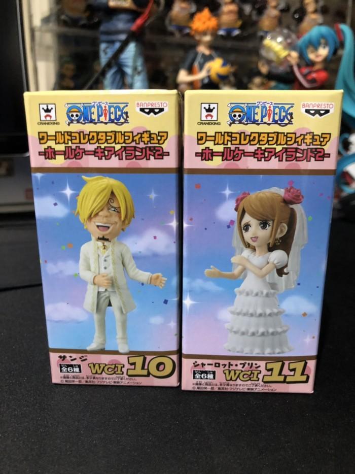 Jual Wcf Sanji Pudding Wedding Onepiece New Asver Jakarta Pusat Is Tokopedia