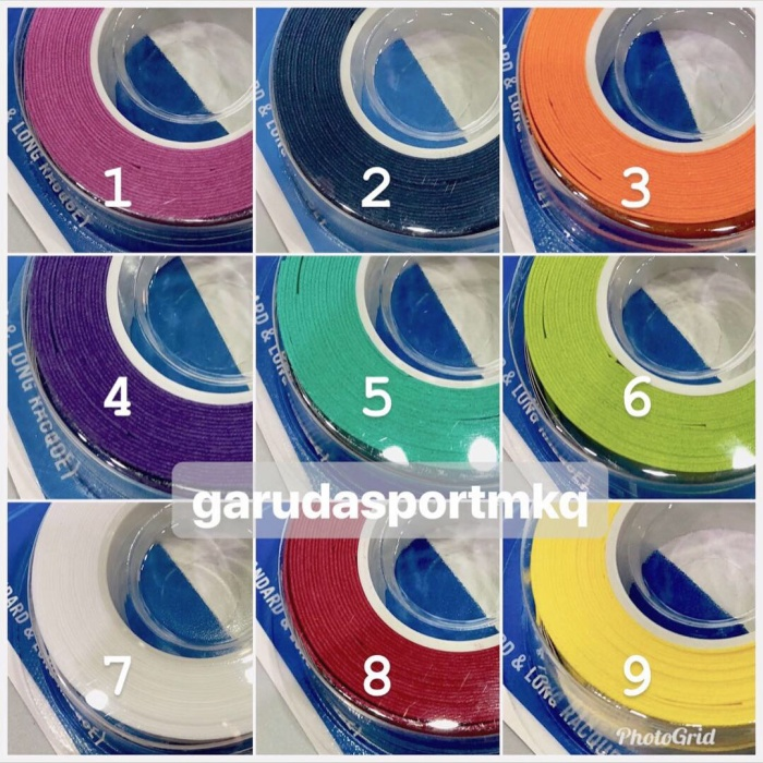 harga Grip yonex ac 102 ex isi 3 grip karet yonex super dry grip yonex roll Tokopedia.com