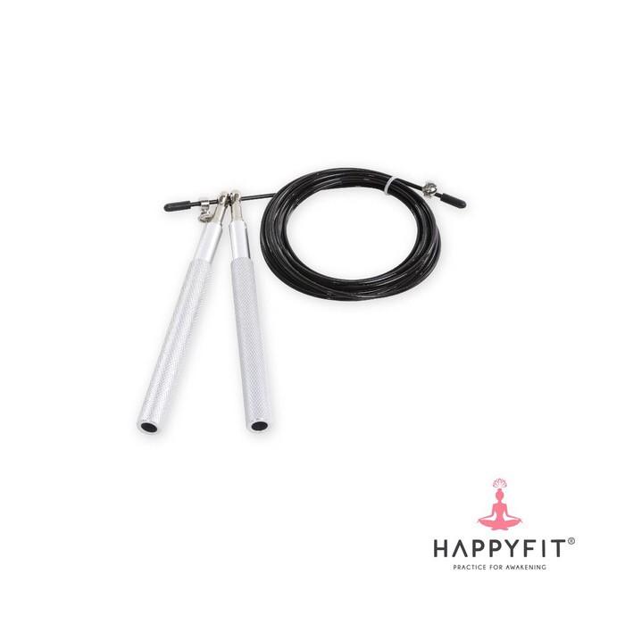 Foto Produk HAPPY FIT SKIPING LOMPAT ADJUSTABLE ALUMUNIUM SPEED JUMP ROPE ORIGINAL dari Hebohstore