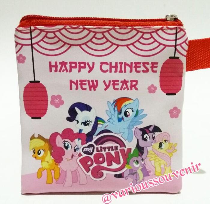 Jual Dompet Angpao Imlek Pouch Chinese New Year Kuda Poni Little Pony Pink Kota Surakarta Various Shops Tokopedia