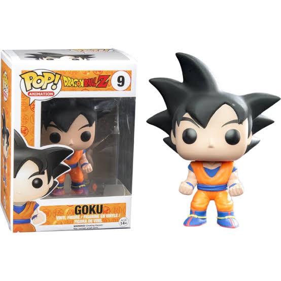 Foto Produk Funko Pop Original - DragonBall Z - Goku (Black Hair) dari Light-ipeh