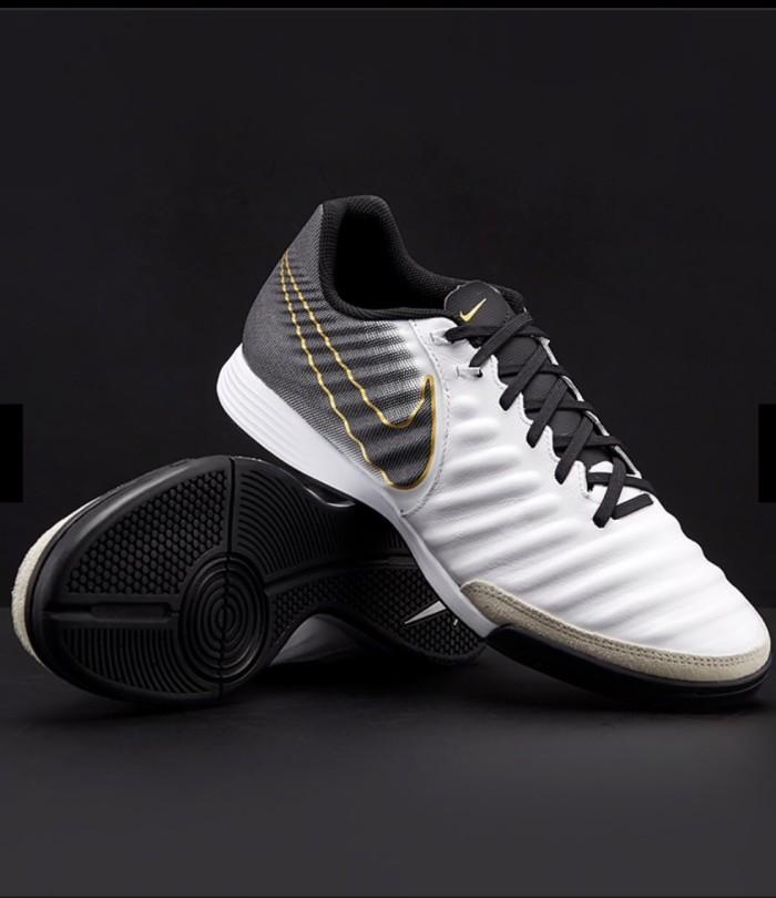 894fe43c4dfc1 Jual Nike Tiempo Legend VII Academy IC - White/Black - DKI Jakarta ...