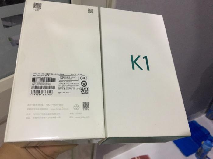 harga OPPO K1 AMOLED, In-Diplay Fingerprint (F5 F7 F9 R15x R17 Find X) Tokopedia.com