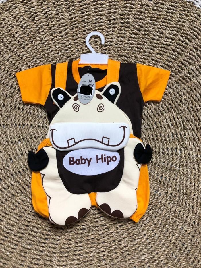 66 Gambar Baju Baby Hippo Terbaik