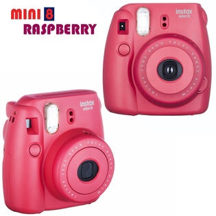 harga Instax mini 8 ( raspberry) fuji film kamera polaroid Tokopedia.com