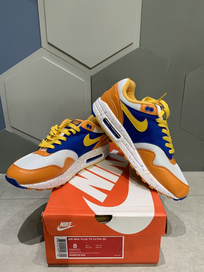 super popular 14a47 4e698 Nike Air Max 1 Albert Heijn x Parra BNIB PERFECT PAIRS