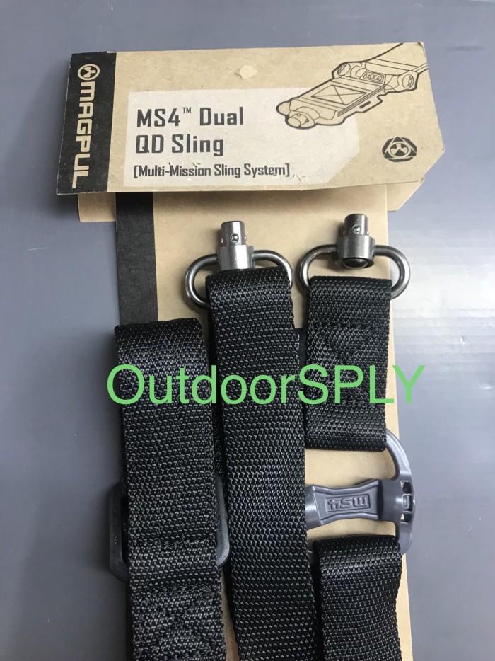 Foto Produk Magpul MS4 Sling Dual QD Swivel Mounting Sling dari OutdoorSPLY