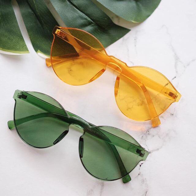 Candies Sunglasses Eyewear.Inc - Green
