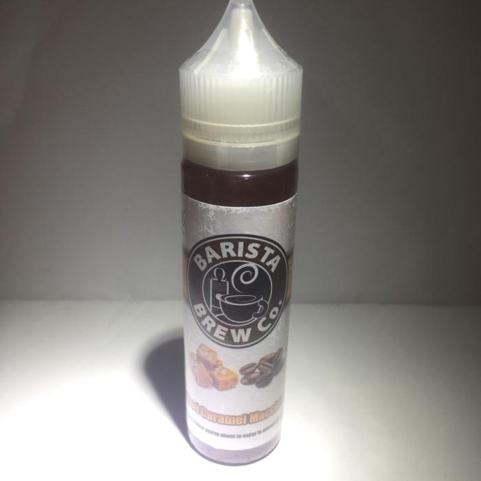 Jual Barista Brew Co  - Salted Caramel Macchiato Liquid 3mg 60ml - Kota  Tangerang - Matahari Vape Tangerang | Tokopedia