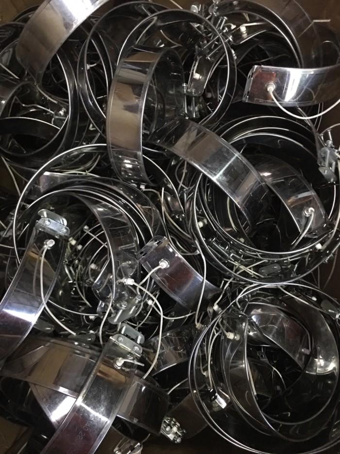 Foto Produk Heater gelang dispenser 12cm/band heater/gelang pemanas dispenser ori dari pilar17