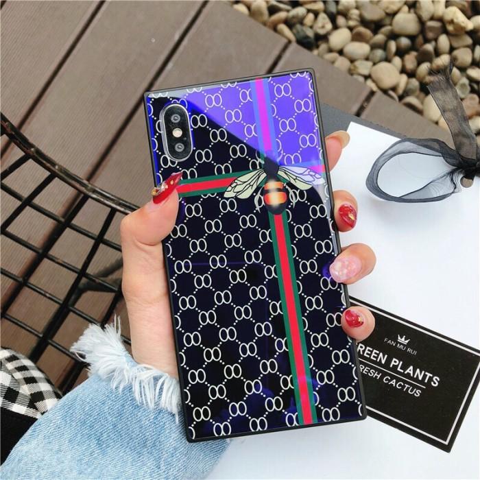 Jual Gucci Case premium iphone 6 6s 6plus 6splus 7 7plus 8 8plus x ... 61217f1cf1