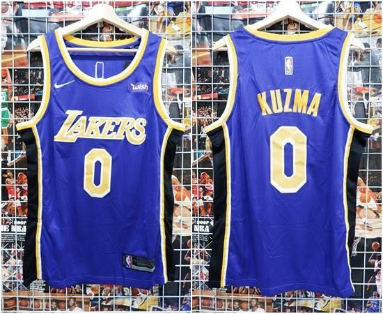 innovative design b9060 730bc Jual Jersey Basket Los Angeles Lakers Ungu Kyle Kuzma 2018 2019 - Kota  Batam - RR7 Shop   Tokopedia