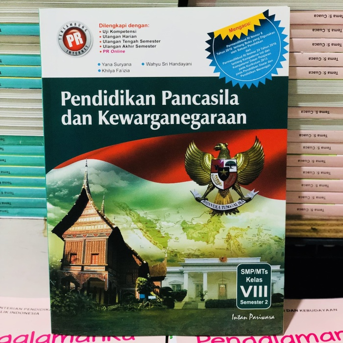 600+ Gambar Cover Buku Pkn HD Paling Keren