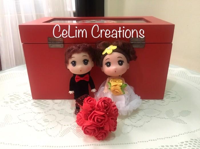 ... harga Barco02 - boneka chibi barbie korea couple wedding valentine 02  Tokopedia.com d481297dea