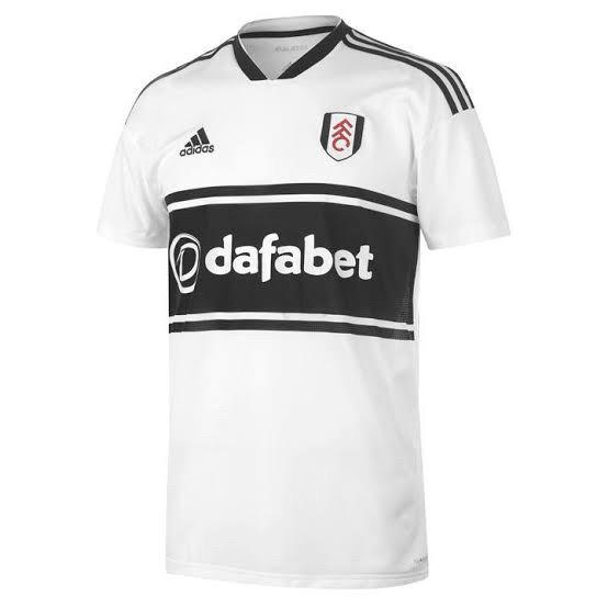 81 Foto Baju Bola Fulham Terbaik