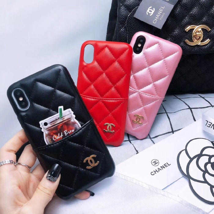 size 40 2e5b4 8b758 Jual CASE CASING CHANEL IPHONE X XS XS MAX XSMAX XR - Jakarta Utara -  UNICORN CASE IMPORT   Tokopedia
