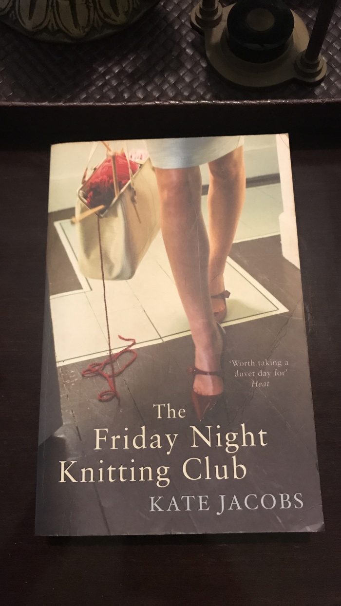 Jual Kate Jacobs The Friday Night Knitting Club 2nd Books Tokopedia