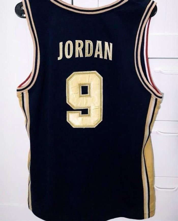 competitive price beff0 0d223 Jual JORDAN 9 USA BASKETBALL DREAMTEAM OLYMPIC JERSEY 1992 - Kab. Bogor -  hypemenuid | Tokopedia