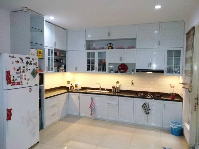 Jual Kitchen Set Aluminium Klasik Minimalis Modern Jakarta Selatan Dapur Cantik88 Tokopedia