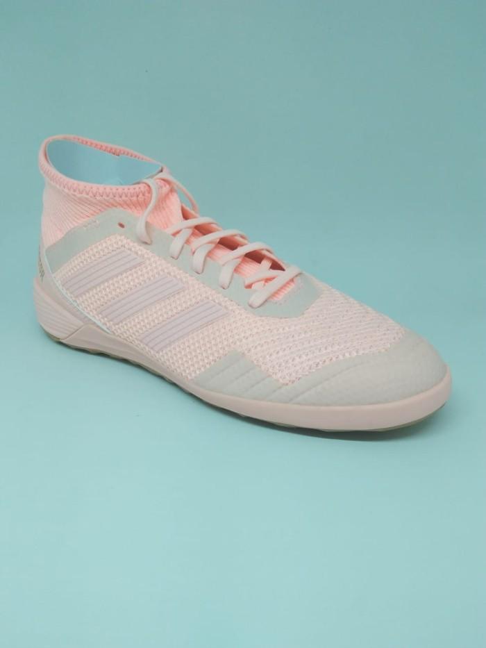 485c1dada79 Jual Sepatu futsal adidas original Predator Tango 18.3 Peach new ...