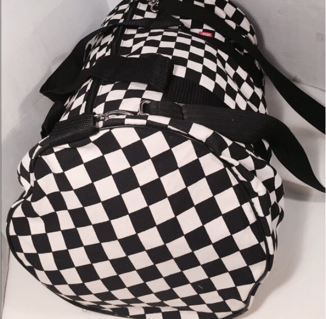 650d613839 Jual Original VANS checkered duffle crossbody bag - Idd