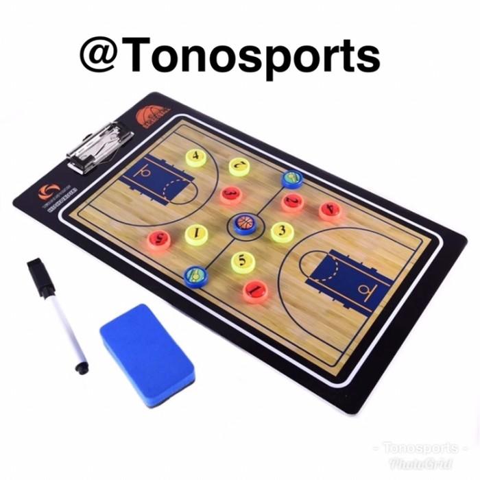 harga Strategy board magnet basketball papan strategi bola basket tactical Tokopedia.com