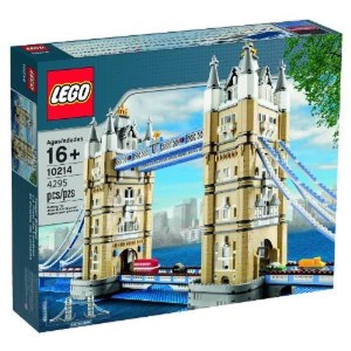 Foto Produk Lego 10214 - Buildings Tower Bridge dari Lumi Toys