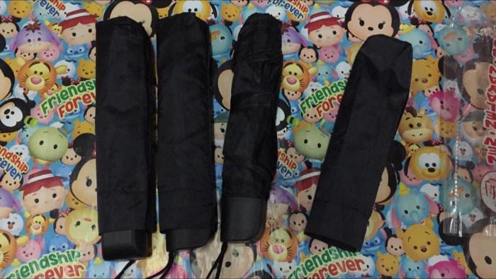 Payung lipat 3 warna ii