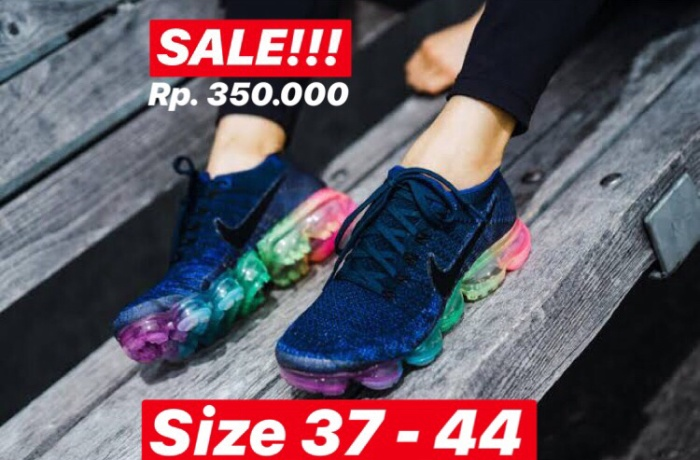 best loved e0983 ae6b5 Jual SALE!!! Nike Vapormax Be True - DKI Jakarta - freekick.store |  Tokopedia