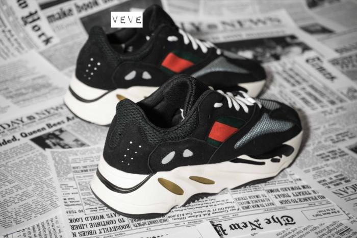newest collection 63187 80420 Jual Gucci x Adidas Yeezy Wave Runner 700 Premium Original - DKI Jakarta -  veve shoes | Tokopedia