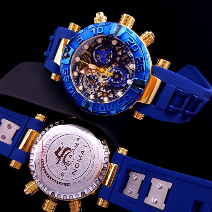 harga Jam tangan pria merk invicta subaqu type 225955 batrai free yes Tokopedia.com