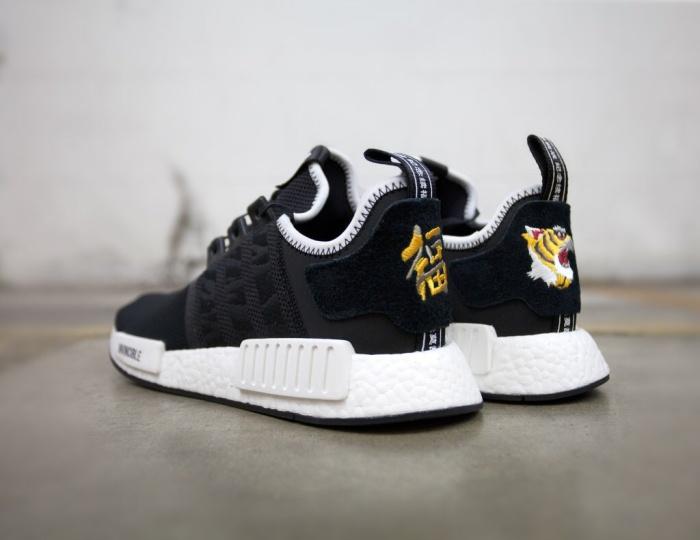 finest selection 7f56f b15ee Jual Sepatu adidas nmd r1 invincible x neighborhood black lion - Kota  Tangerang Selatan - toko branded ori | Tokopedia