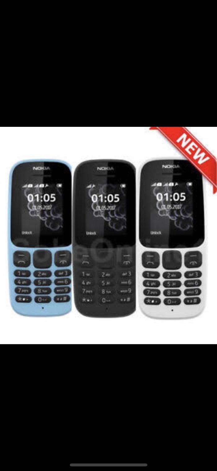Jual Nokia 105 2017 Garansi Resmi Vickersson Tokopedia