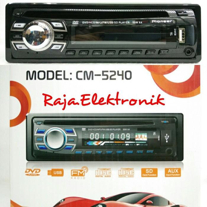 harga Dvd mobil / single din pioneer multimedia l-5236 Tokopedia.com