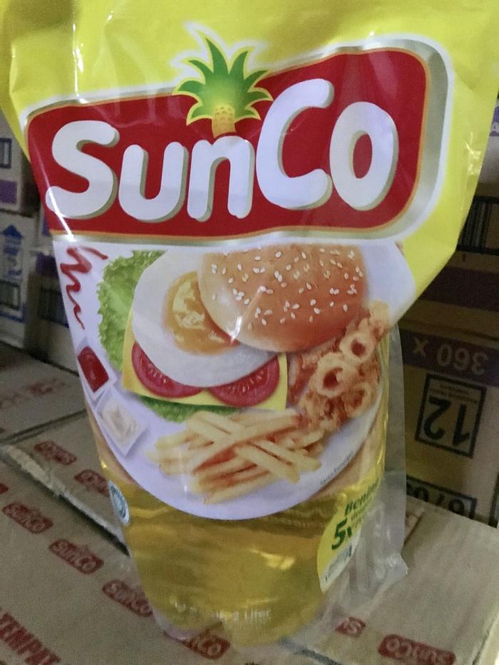harga Minyak  goreng sunco 2 liter Tokopedia.com