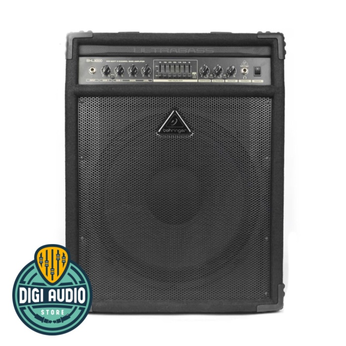 harga Behringer bxl3000 300 watt bass amplifier with 15 inch bugera speaker Tokopedia.com