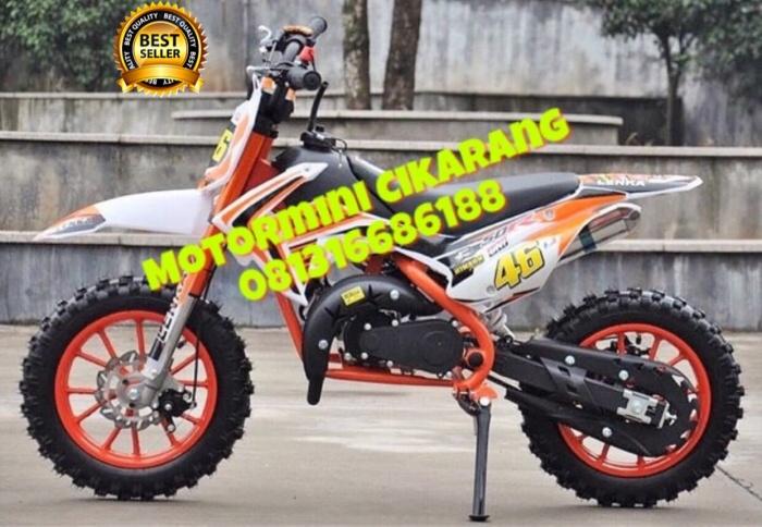 harga Motor mini trail lenka mc46 50cc mesin 2tak Tokopedia.com