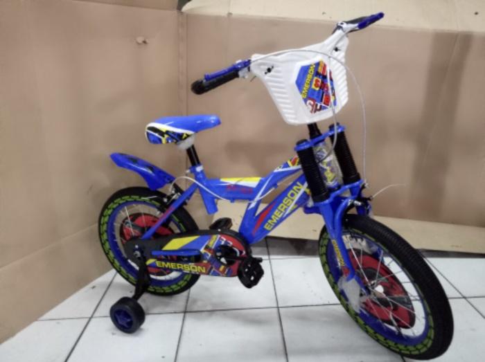 harga Sepeda anak bmx emerson 16 new Tokopedia.com