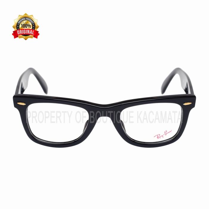 ... harga Kacamata rayban original wayfarer 5121f-2000 Tokopedia.com 46ce38c144