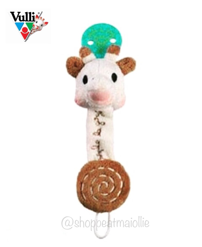 Sophie la girafe Pacifier Holder Baby Soother Clip