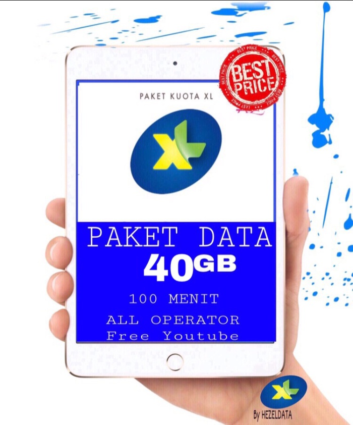 harga Inject kuota dan kartu perdana paket data xl 30gb Tokopedia.com