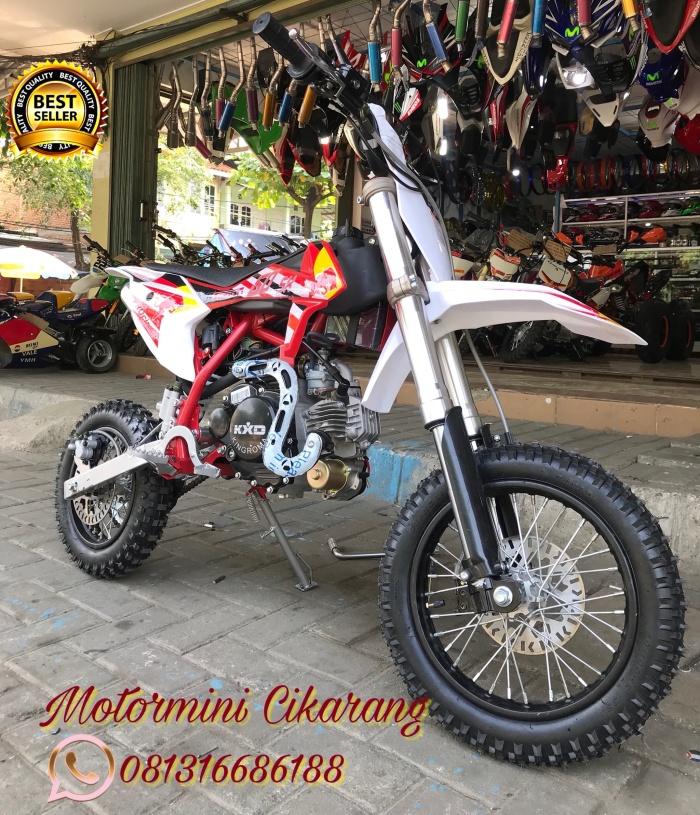 harga Motor mini trail kxd 50cc mesin honda Tokopedia.com